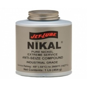 Jet Lube 13602 8oz Nickal (Nickel) Anti Seize